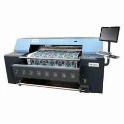 BABA D4-160 DX5 Digital Textile Belt Printer