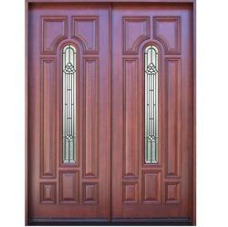 Modern Double Leaf Door