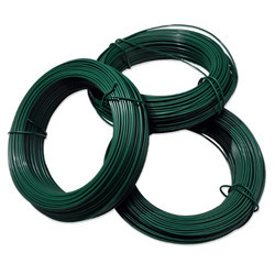0.3 Mm To 5.50 Mm Single PVC Coated Wire