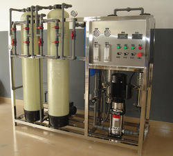 Industrial Turnkey Packaged Drinking Water Project