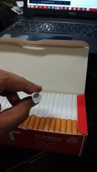 Cigarette Paper Tubes-Empty