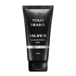 Silver Cleansing Milk