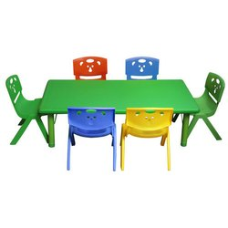 Kids School Table ( Only Table )