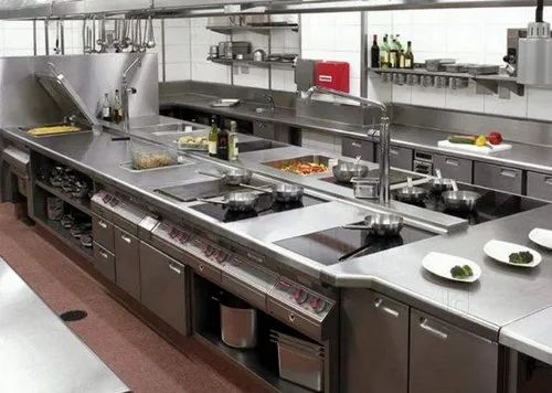 Food Commercial Kitchen Fabrication