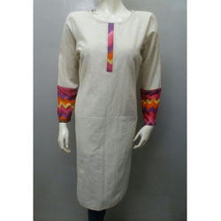Flex Cotton Kurtis