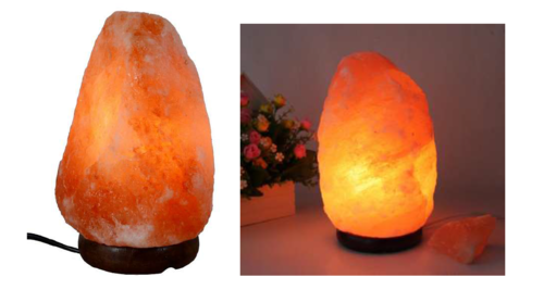 Etre Pure Himalayan Salt Crystal Lamps