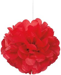Hanging Decorations 12inch paper Pom Pom