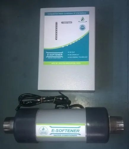 Electronic  Water Softener, Automation Grade: Automatic, 1 Inch To 40 Inch