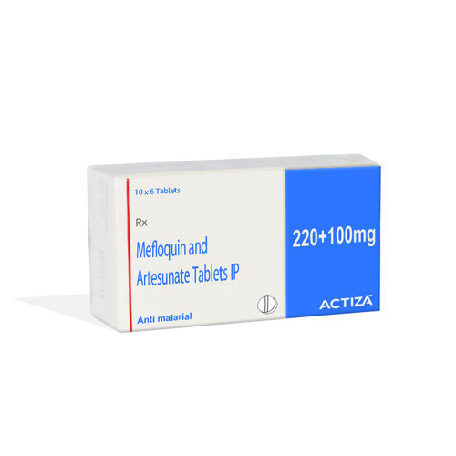 Artesunate and Mefloquin Tablets