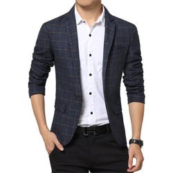 Party Wear Regular Fit Mens Casual Blazer