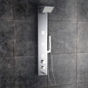 ARIEL Steel Matte Shower Panel