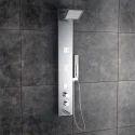 ARIEL Steel Matte Shower Panel