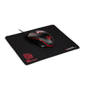 Talon X Gaming Gear Combo Mouse with Mouse Pad