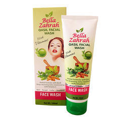 Private Labeling Welcomed Face Wash with Herbal Extracts, for Personal Parlor