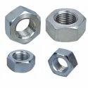 Carbon Steel Hex Nuts