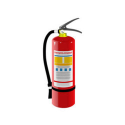 Carbon Steel Clean Agent Based Fire Extinguishers