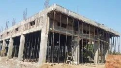 5 Concrete Frame Structures House Construction Services, Bareilly, Contract Basis