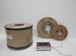 AC Electromagnetic Disc Brake