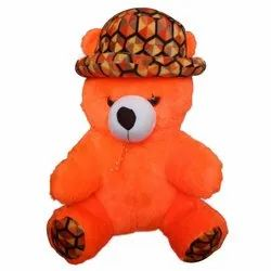 Orange Teddy Soft Toy