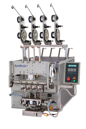 Automatic Multi Bobbin Winding Machine (Multi Spindle Winding Machines)