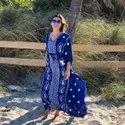 Bohemian Beachwear Kaftan