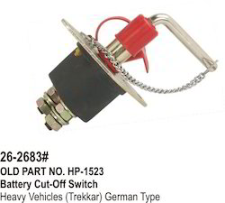 Battery Cut-Off Switch