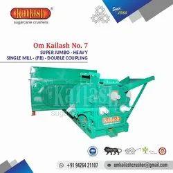 Sugarcane Crusher No. 7 Super Jumbo For Jaggery Plant