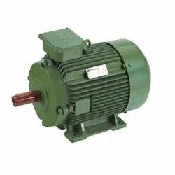 750-4000 RPM 3 Phase Hindustan High Efficiency Electric Motor