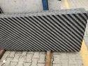 SGM Small Chex Pattern Granite Slab