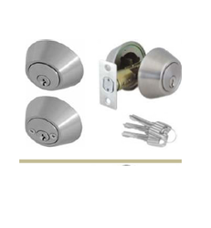 PAG Stainless Steel 198 Tubular Lock