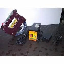 Battery Operated Electromagnetic Yoke