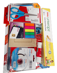Oddy Stationery Gift Set - (SGS02) - 1 Set of 15 Items