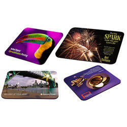 Sublimation Blank Rubber Mouse Pads