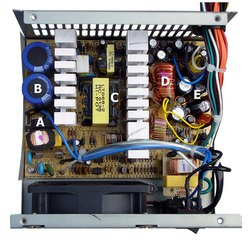 Power Supply (SMPS) Type