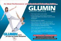Gliclazide 80mg Metformin 500 mg Tablets