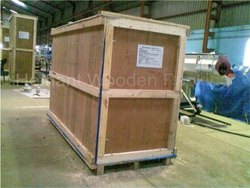 Square, Rectangular Plywood Bolting Box, Box Capacity: 801-1000 Kg