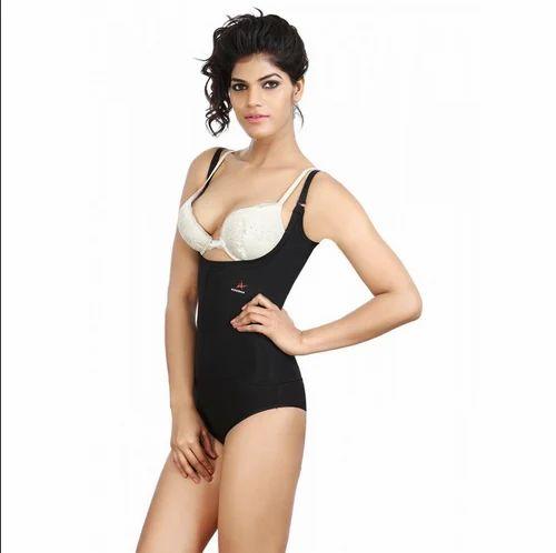 15e3494acd153 Adorna Body Bracer Panty - Black at Rs 1145  piece