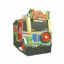 Lets Go Jungle Arcade Game