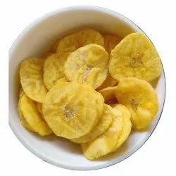 Malnad Basket Salted Banana Chips, Coconut Oil