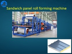 PRP Channel Roll Forming Machine