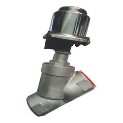 Y Type Angle Valve, Size: 13-80