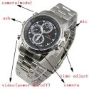Safetynet HD 1080P 8GB Watch Camera Spy Watch Mini Hidden Camera