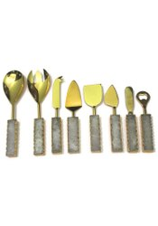 SHA-9022 Natural Stone Cutlery Set