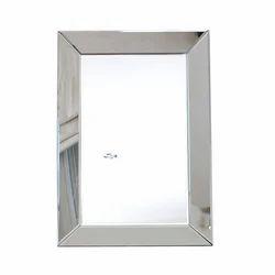 Glass Mirror, Size: 20 X 8 Inch