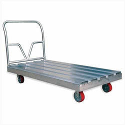Heavy Duty Iron Flatbed Trolley
