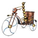 MS Handicraft Rickshaw Showpiece