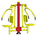 Seated Chest Press For Outdoor Gym