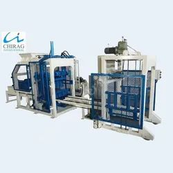 Multi Material Concrete Brick Making Machine