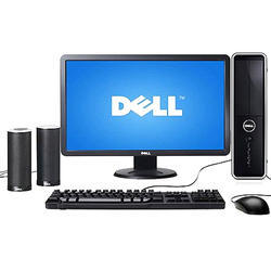 Dell Desktop, Memory Size: 4 Gb Ddr4 Ram