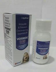 Amoxycillin Potassium Clavulanate Susp